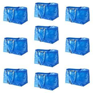 10 Pack IKEA Frakta 19 Gallon Bag PRICE FIRM